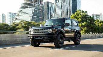 Màn nâng cấp khó hiểu của Ford Bronco: Xe còn chưa giao nhưng đã tính đổi sang facelift