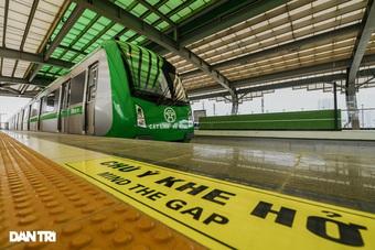 Bao giờ dự án đường sắt Cát Linh - Hà Đông vận hành?
