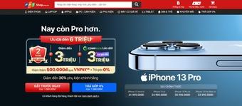Đặt trước iPhone 13 series nhận ưu đãi đến 6 triệu đồng tại FPT Shop