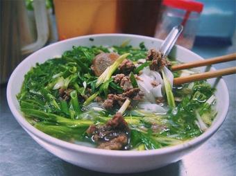 Những món ăn đặc trưng của mùa đông Hà Nội