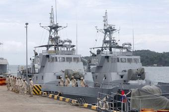 """Căn cứ hải quân Ream giấu nhiều bí mật động trời: Mỹ đòi Campuchia """"chia tay"""" Trung Quốc nhưng bất thành"""