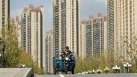 """Nhiều """"ông lớn"""" bất động sản Trung Quốc bên bờ vực vỡ nợ sau Evergrande"""