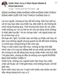 """Ông trùm Điền Quân lộ diện, tuyên bố """"xanh rờn"""" khi bị bà Phương Hằng réo gọi là """"tú ông"""""""