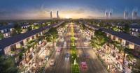 Tiềm năng của shophouse mặt đường lớn trong đại đô thị