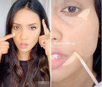 Tuyệt chiêu make-up siêu lạ từ TikTok, liệu có thích hợp ngoài đời?