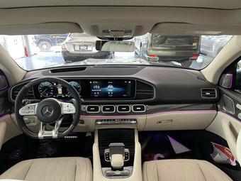 Vừa về tay đại gia Thái Nguyên, Mercedes-AMG GLS 63 2021 độc nhất Việt Nam đã được trang điểm ''lông thú'' sang chảnh