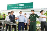 THACO: Dấn thân không ngừng nghỉ