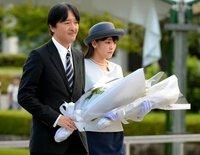 Mako – Công chúa Nhật đoàn tụ hôn phu thị phi Kei Komuro sau 3 năm yêu xa