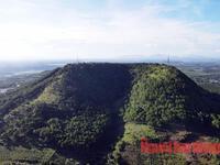 Kỳ thú núi lửa triệu năm độc đáo ở Gia Lai