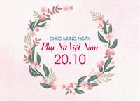 Lời chúc 20/10 - Ngày phụ nữ Việt Nam hay và ý nghĩa nhất