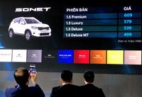 """Những mẫu xe ôtô vừa được giới thiệu tháng 10 hứa hẹn gây """"sốt"""""""