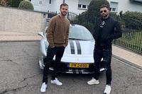 Chẳng cần Cristiano Ronaldo, Juventus vẫn có bộ sưu tập xe siêu khủng khiến bao người phải ''lóa mắt''