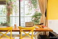 Căn hộ sở hữu ban công to gần bằng 1 phòng với chi phí hoàn thiện 850 triệu đồng ở ngoại thành Hà Nội