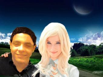 Những pha sống ảo khoe người yêu đầy ảo diệu nhờ Photoshop