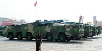 Trung Quốc bác bỏ thông tin phóng tên lửa ''siêu vượt âm''
