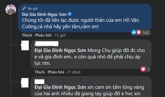 Bầu Thụy nói về ồn ào tiền bạc Hồ Văn Cường: 'Ai là đạo diễn?'