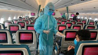 Đề xuất tăng các chuyến bay nội địa sau giai đoạn thí điểm