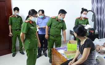 Vụ 100 tấn đường cát nhậu lậu: Bắt tạm giam cán bộ Cục Hải quan tỉnh An Giang