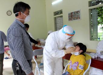 Phú Thọ ghi nhận 123 ca COVID-19, làm rõ nguyên nhân lây lan dịch ở trường học