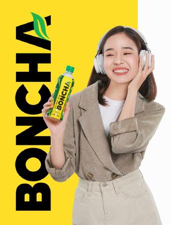 """Trà mật ong BONCHA: Lựa chọn thanh mát cho lối sống """"healthy"""" của giới trẻ"""