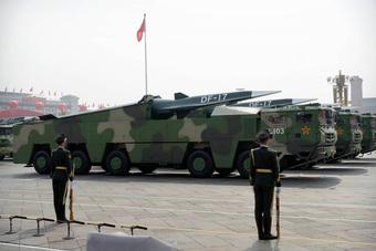 Vũ khí siêu thanh và Laser: Nước nào ở châu Á đã sở hữu và dẫn trước trong cuộc chạy đua vũ trang?