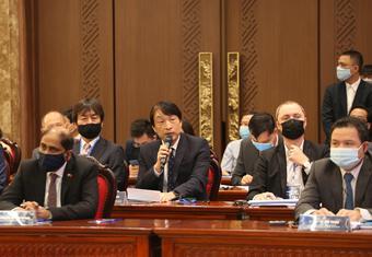 Doanh nghiệp FDI đưa ra loạt đề xuất với Hà Nội