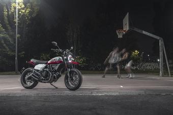 Ducati Scrambler có thêm phiên bản chạy phố