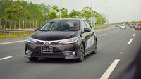 Giá xe Toyota Corolla Altis lăn bánh tháng 10/2021, hỗ trợ LPTB lên đến 40 triệu đồng