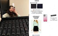 """Joy (Red Velvet) khoe hộp son khủng vừa được Dior tặng, nhưng netizen lại chỉ """"săm soi"""" mẫu ốp iPhone xịn xò với giá cao ngất ngưởng"""