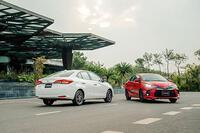 Toyota Vios giảm giá 50 triệu đồng, thu hút khách mua xe