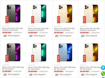 """iPhone xách tay """"chết"""" nhanh hơn tại Việt Nam vì Covid"""