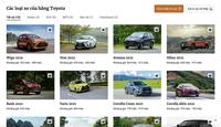 Toyota là hãng xe được độc giả quan tâm nhất