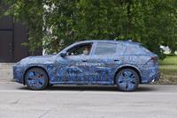 SUV giá dễ tiếp cận của Maserati hẹn ra mắt đầu năm sau
