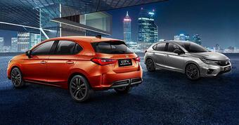 Honda City hatchback ra mắt tại Malaysia, sớm có mặt tại Việt Nam