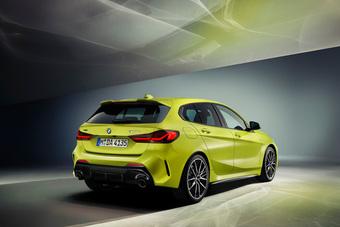 BMW 1-Series nâng cấp: Chạy đã hơn, ống xả ''phê'' hơn