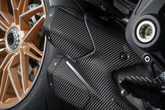 Đại gia Bình Dương tậu Ducati Diavel Lamborghini độc nhất Việt Nam: Giá hơn 1,3 tỷ, dự kiến về nước vào tuần sau