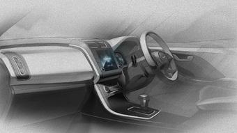 Hyundai Creta 2022 - SUV lỡ cỡ từng bán ế tại Việt Nam sắp trở thành ''tiểu Tucson''