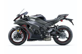 Siêu xe Kawasaki ZX10R 2022 chính thức trình làng: Giá hết hồn