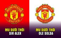 Fan Man Utd tháo chạy khi Salah 'đánh sập' Old Trafford
