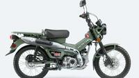 Honda trình làng CT125 2022: Giá đắt hơn SH125