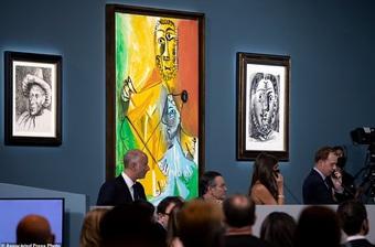 Tranh Picasso treo hai thập kỷ trong nhà hàng có giá... 2.500 tỷ đồng