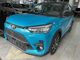 Quá tải, đại lý ngừng nhận cọc Toyota Raize