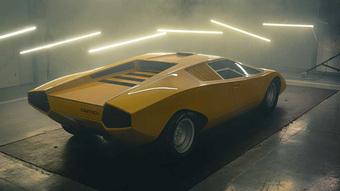 Mặc dù đã ra mắt Lamborghini Countach mới nhưng hãng siêu xe Ý vẫn phục chế 1 phiên bản cũ độc nhất vô nhị