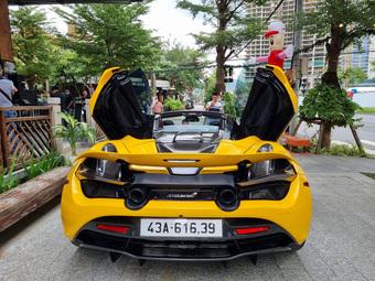 Đại gia Vũng Tàu đổi lan đột biến lấy siêu xe McLaren biển số Đà Nẵng 28 tỉ đồng