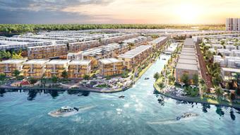 Bất động sản sinh thái đô thị vệ tinh dẫn dắt thị trường