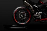 CFMoto Vision Concept SR thiết kế hấp dẫn, trang bị cao cấp