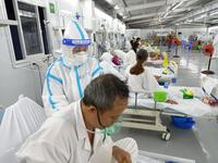 Bộ Y tế: Các tỉnh phải khẩn trương thiết lập cơ sở thu dung, điều trị người mắc COVID-19