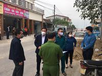 Chiều 25/10, Nghệ An thêm 34 ca mắc, có 1 ca cộng đồng ở huyện Hưng Nguyên