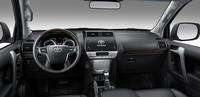 Toyota Land Cruiser Prado ra mắt phiên bản mới, giá từ 2,54 tỷ đồng