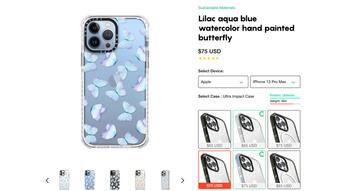 Soi mẫu ốp iPhone 13 mới của Rosé (BLACKPINK), không chỉ có thiết kế tinh tế mà giá cũng cao ngất ngưởng